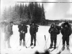Северный Урал. Сосьва. 1982 год